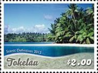 [Tokelau Scenic Definitives, Typ PL]