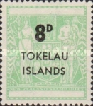 [New Zealand Coat of Arms Type Surcharged and Overprinted