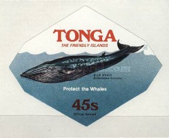 [Airmail - Protect the Whales - Self-Adhesive, type AP]