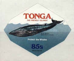 [Airmail - Protect the Whales - Self-Adhesive, type AP2]