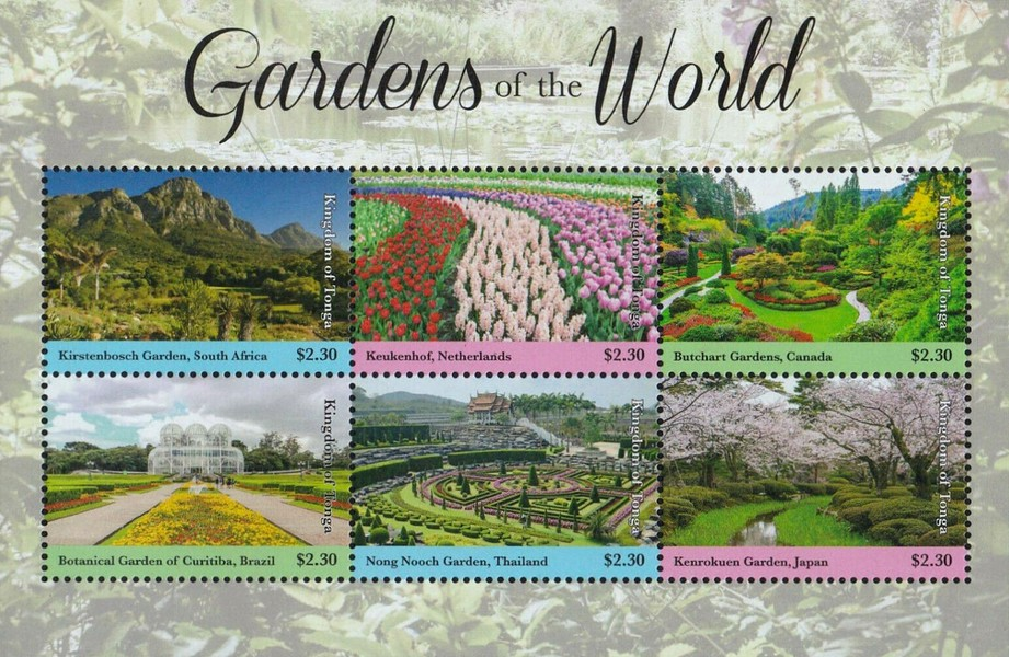[Gardens of the World, Typ ]