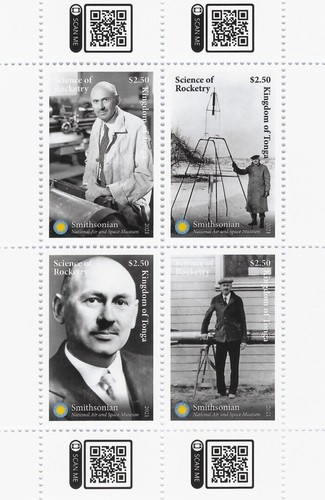 [The Best of the Smithsonian - The Science of Rocketry, type ]
