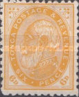 [Issue of 1886 in New Colour, type A6]