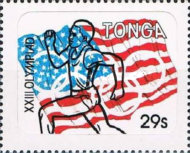 [Olympic Games - Los Angeles, USA, type AFG]
