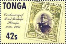 [The 100th Anniversary of First Tonga Stamps, type AHY]
