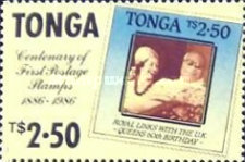 [The 100th Anniversary of First Tonga Stamps, type AIA]