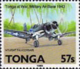 [History of Aviation and the 50th Anniversary of Regular Flight Connections to Tonga, type ANC]