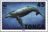 [Worldwide Nature Protection - Humpback Whale, type AYW]