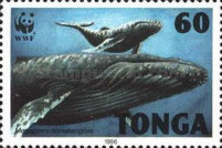 [Worldwide Nature Protection - Humpback Whale, type AYX]