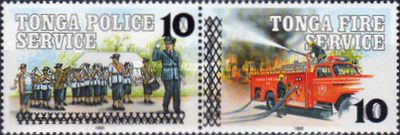 [Various Stamps Surcharged, type BAW]