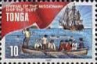 [The 200th Anniversary of the Birth of King George Tupou I, and the 200th Anniversary of Christianity in Tonga, type BCK]
