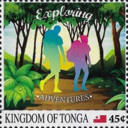 [Adventures in Tonga, type CAJ]