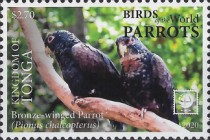 [Birds of the World - Parrots, type CBK]
