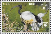 [Birds of the World - Ibis, type CBN]