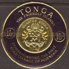 [First Polynesian Gold Coinage Commemoration, type CC]