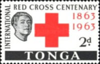 [The 100th Anniversary of International Red Cross, type CK]