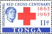 [The 100th Anniversary of International Red Cross, type CL]