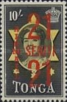 [Airmail - Various Stamps Overprinted