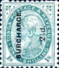 [Issue of 1892 Overprinted in Black, type H3]