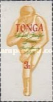 [The 3rd South Pacific Games, Port Moresby, type IA]