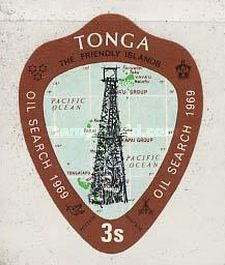 [The 1st Oil Search in Tonga, type IJ]