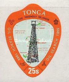 [The 1st Oil Search in Tonga, type IM]