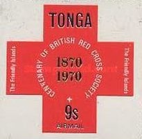 [Airmail - The 100th Anniversary of British Red Cross, type KC]