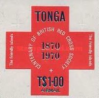 [Airmail - The 100th Anniversary of British Red Cross, type KG]