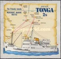 [Ships & Map - Tongas Commercial Fleet, type MF]