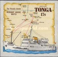 [Ships & Map - Tongas Commercial Fleet, type MH]