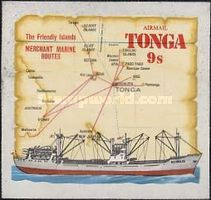 [Ships & Map - Tongas Commercial Fleet, type MI]