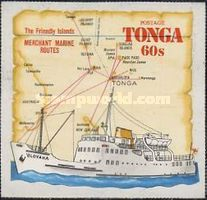 [Ships & Map - Tongas Commercial Fleet, type MJ]