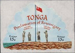 [Proclamation of Sovereignty over Minerva Reefs, type NR]