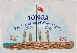 [Proclamation of Sovereignty over Minerva Reefs, type NS]