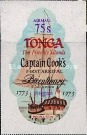 [Airmail - The 200th Anniversary of Captain Cook's Visit to Tonga, type PC]