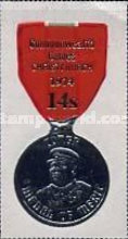 [The 10th Commonwealth Sports Games, Christchurch, New Zealand - Various Stamps Surcharged, type PF]