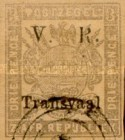"""[Not Issued Stamps - Overprinted """"V.R. - Transvaal"""", type B2]"""