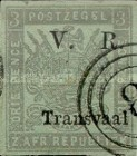 """[Not Issued Stamps - Overprinted """"V.R. - Transvaal"""", type B3]"""