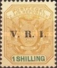 """[South Africa Republic Postage Stamps Overprinted """"V.R.I"""", type G7]"""