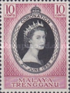 [Coronation of Queen Elizabeth II, type O]