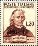 [The 200th Anniversary of the Death of Muratori - Italy Postage Stamp Overprinted