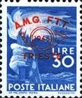 [Trieste Philately Congress - Italy Postage Stamps Overprinted