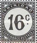 [Numeral stamps - New Currency, Typ B6]