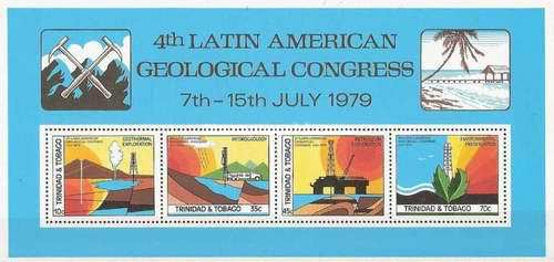 [The 4th Latin American Geological Congress, Typ ]