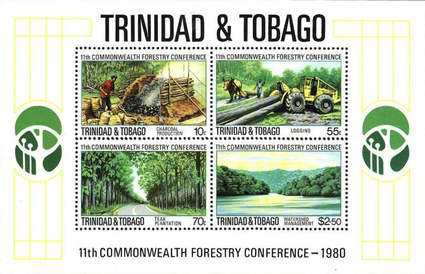 [The 11th Commonwealth Forestry Conference, Typ ]
