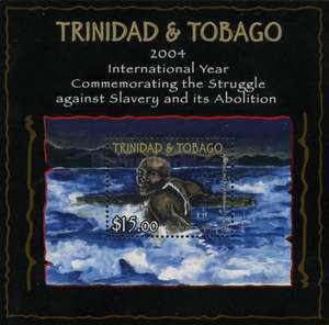 [International Year to Commemorate the Fight against Slavery and its Abolition, Typ ]