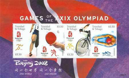 [Olympic Games - Beijing, China, type ]