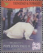 [The 1st Anniversary of the Death of Pope John Paul II, 1920-2005, Typ ABR]