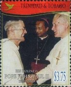 [The 1st Anniversary of the Death of Pope John Paul II, 1920-2005, Typ ABS]