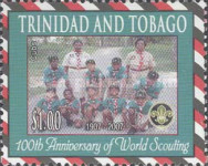 [The 100th Anniversary of Scouting (2007), Typ ADV]
